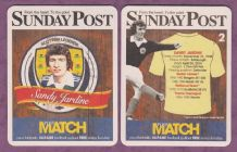 ScotlandSandy Jardine Glasgow Rangers 2 (SP)